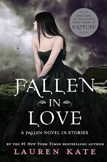 Fallen In Love, Lauren Kate Cover
