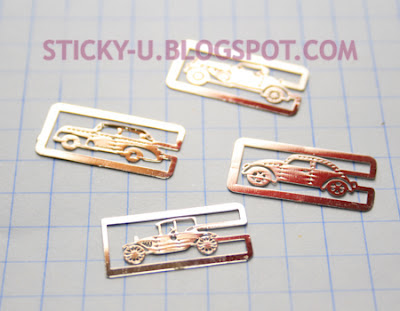 011: Phoebe's Assorted Cute Paper Clips