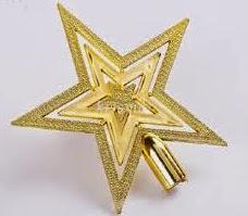 Decoración Navideña, Estrellas