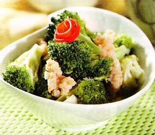 Cah Brokoli Sukiyaki