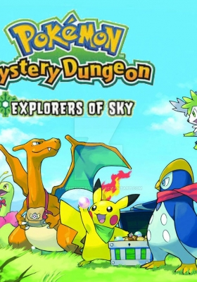 Pokemon Mystery Dungeon: The Final Adventure Through Time and Darkness (Dub)