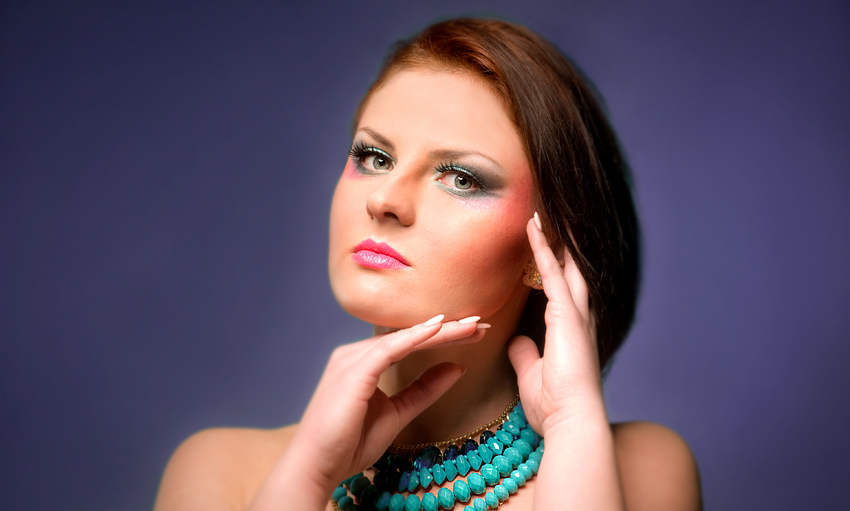 Modelka: Katarzyna Pluta | Make-up: Katarzyna Dziwina (link). - _ABC2253