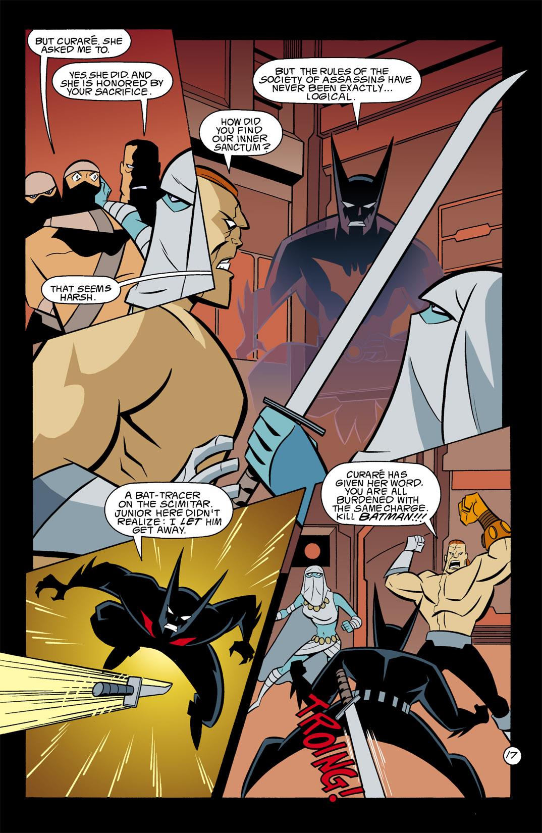 Batman Beyond [II] Issue #9 #9 - English 18