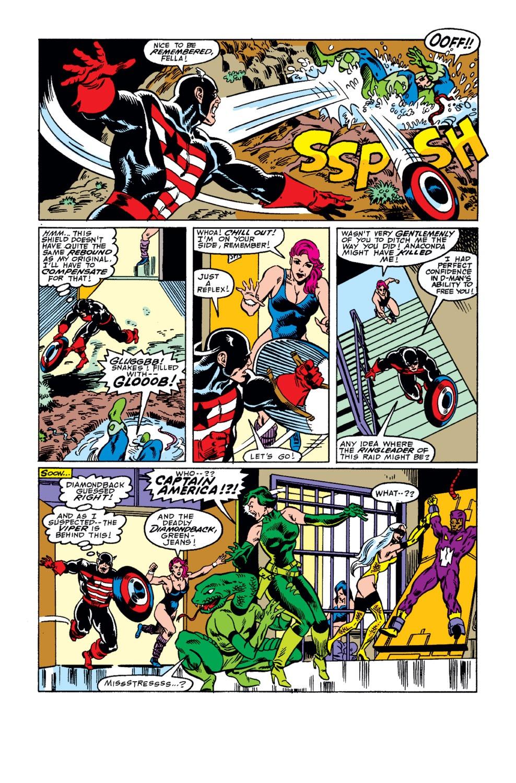 Captain America (1968) Issue #342 #272 - English 19
