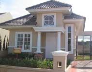 gambar rumah klasik modern
