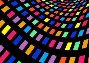 foto colori scala