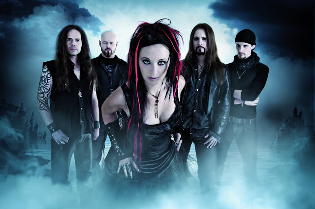 Xandria Wallpaper
