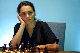 Echecs : Rien ne va plus pour la Russe Alexandra Kosteniuk, dernière à 0,5 sur 4 - Photos © Alina L'Ami