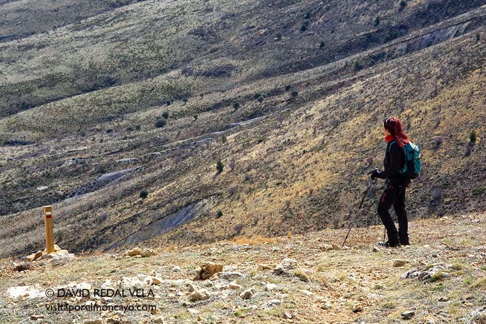 Moncayo alpinismo Senderismo Trekking