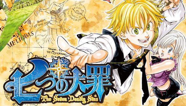 ¿El ultimo Manga que haz leido? - Página 2 Nanatsu%2Bno%2BTaizai%2BManga%2Bportada