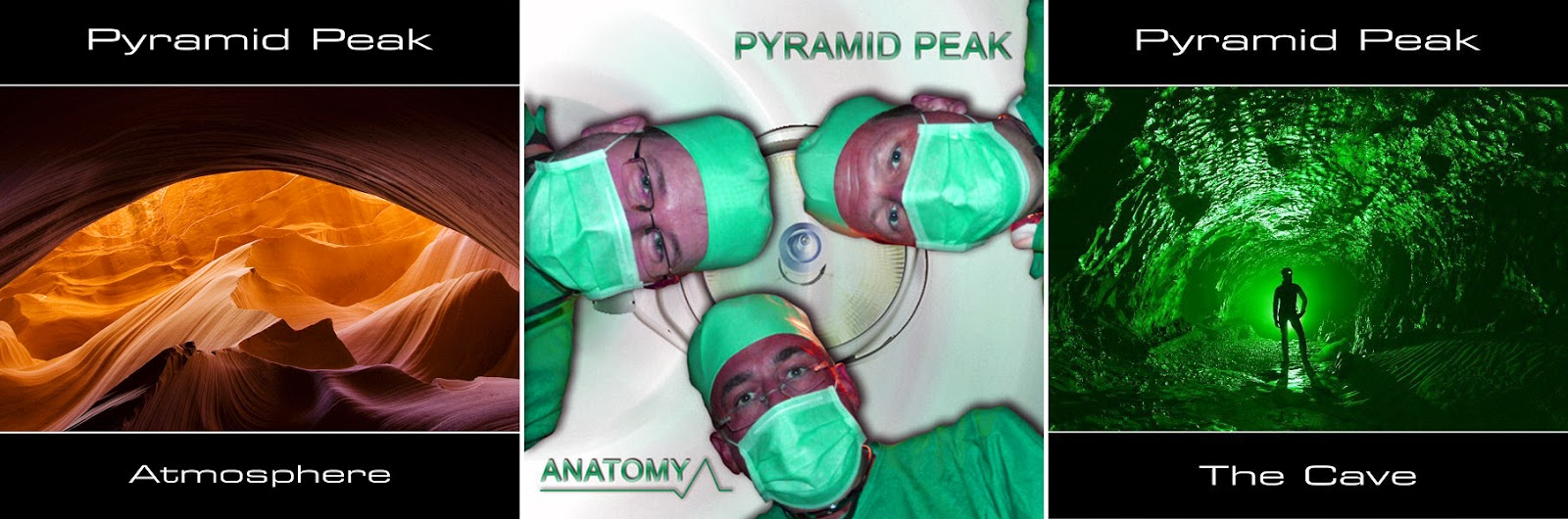 Pyramid Peak CD covers / source : www.syngate.biz