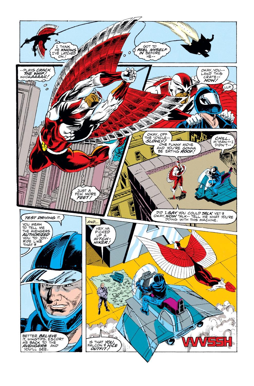 Captain America (1968) Issue #408 #357 - English 21