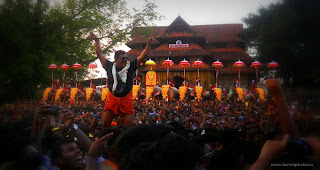 Pooram Pictures - Thrissur