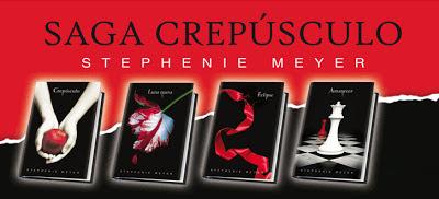 Saga Crepúsculo Stephenie Meyer