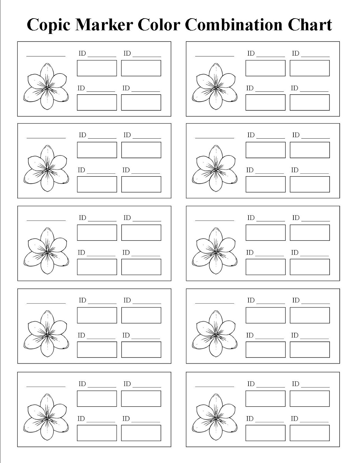 Midnight pixy designs resources for Marker coloring page