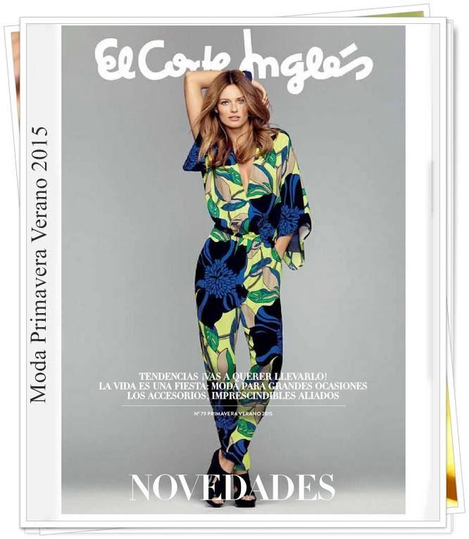 Novedades Moda Mujer El Corte Ingles PV 2015