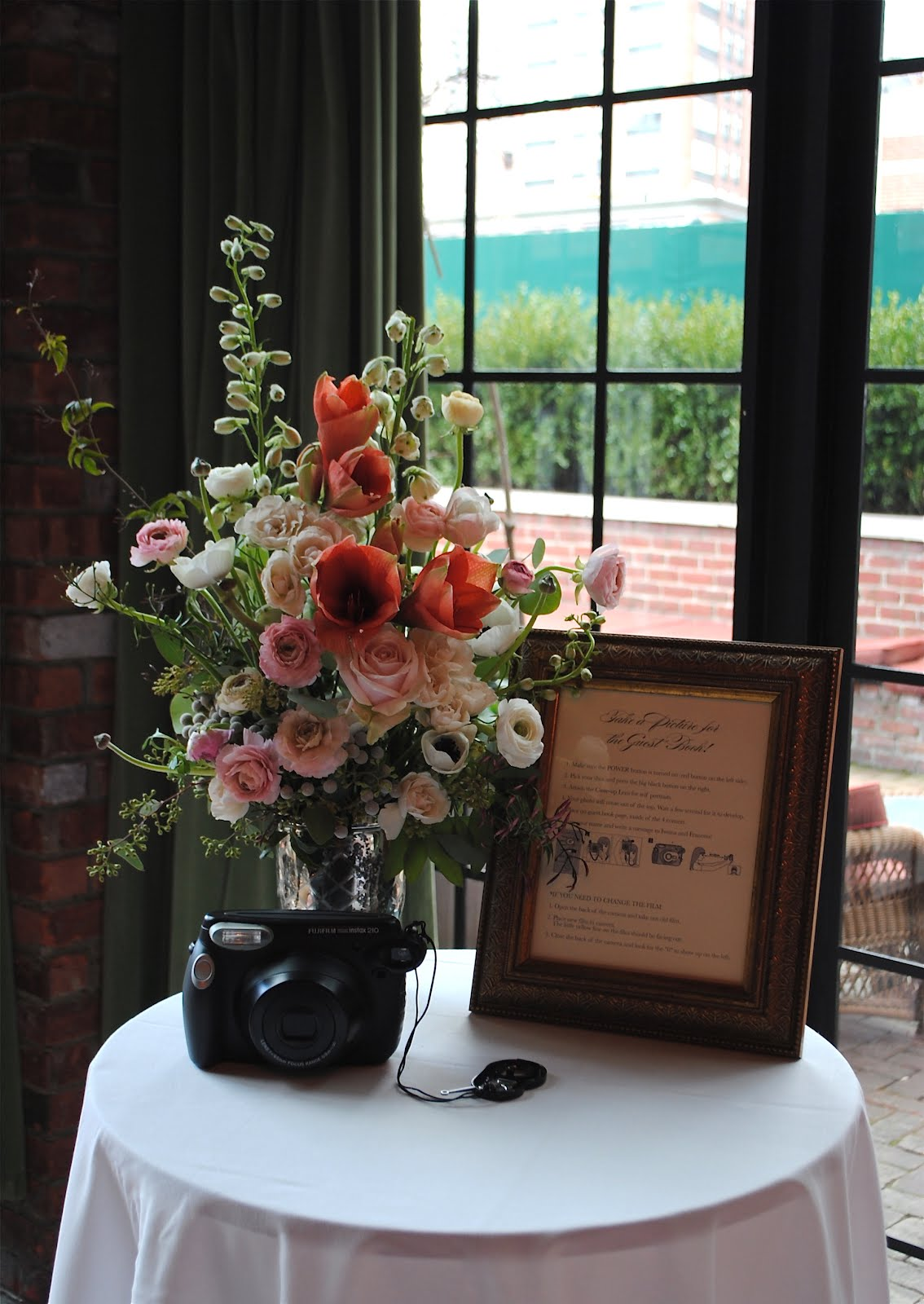 Rebecca Shepherd Floral Design  Bowery Hotel Wedding Flowers