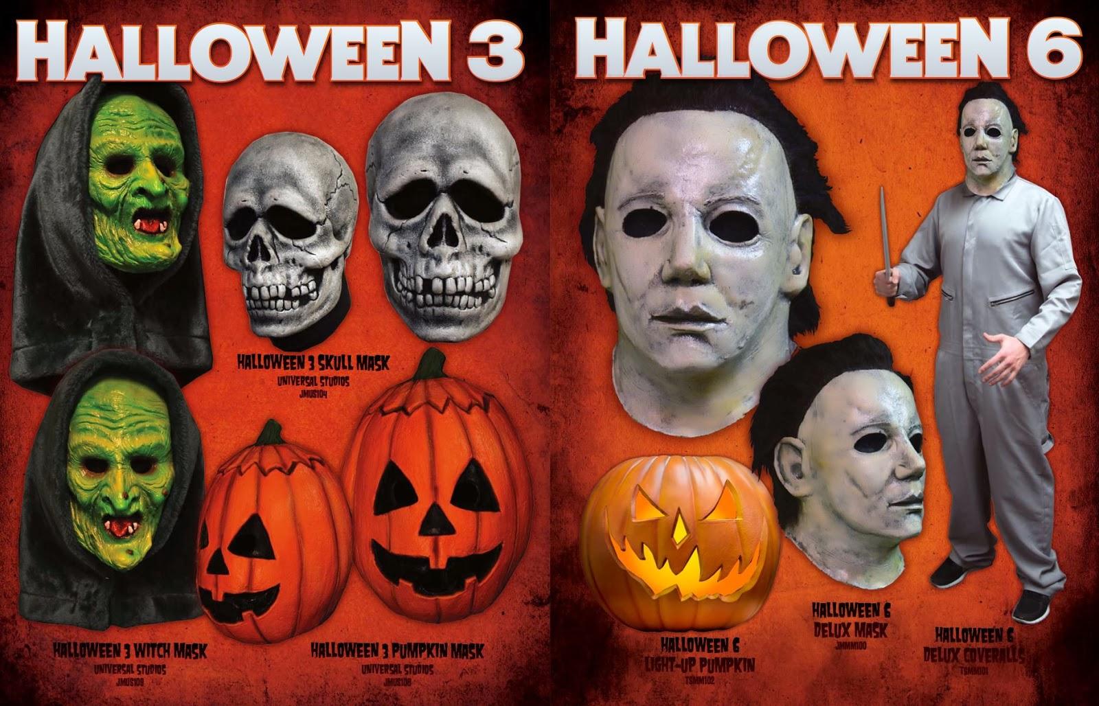 pizowell's blog: Trick or Treat Studios Announces New Halloween ...