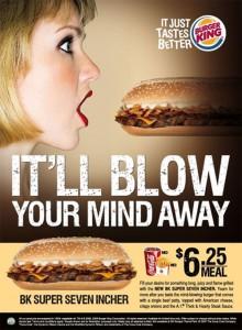 Beberapa contoh iklan bahasa inggris diatas baik yang berbentuk