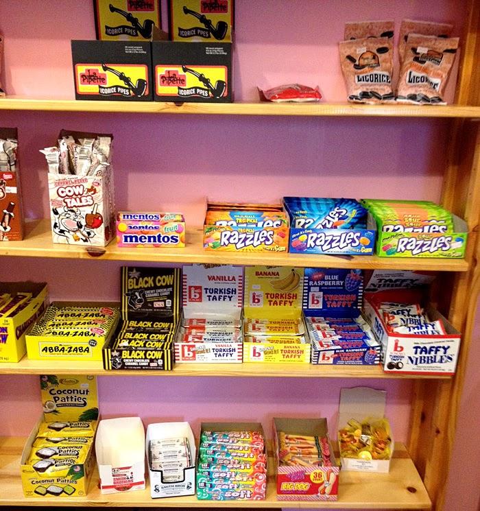 Lark Toys: candy!