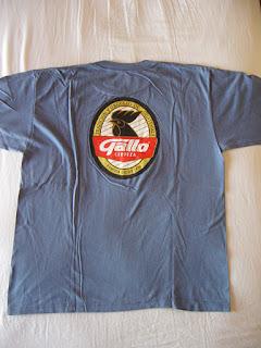 camiseta de cerveza gallo
