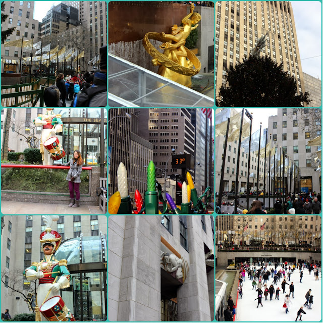 Rockefeller Center 2013