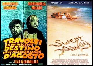 Remake Barridos por la marea, cartel, carátula, portada