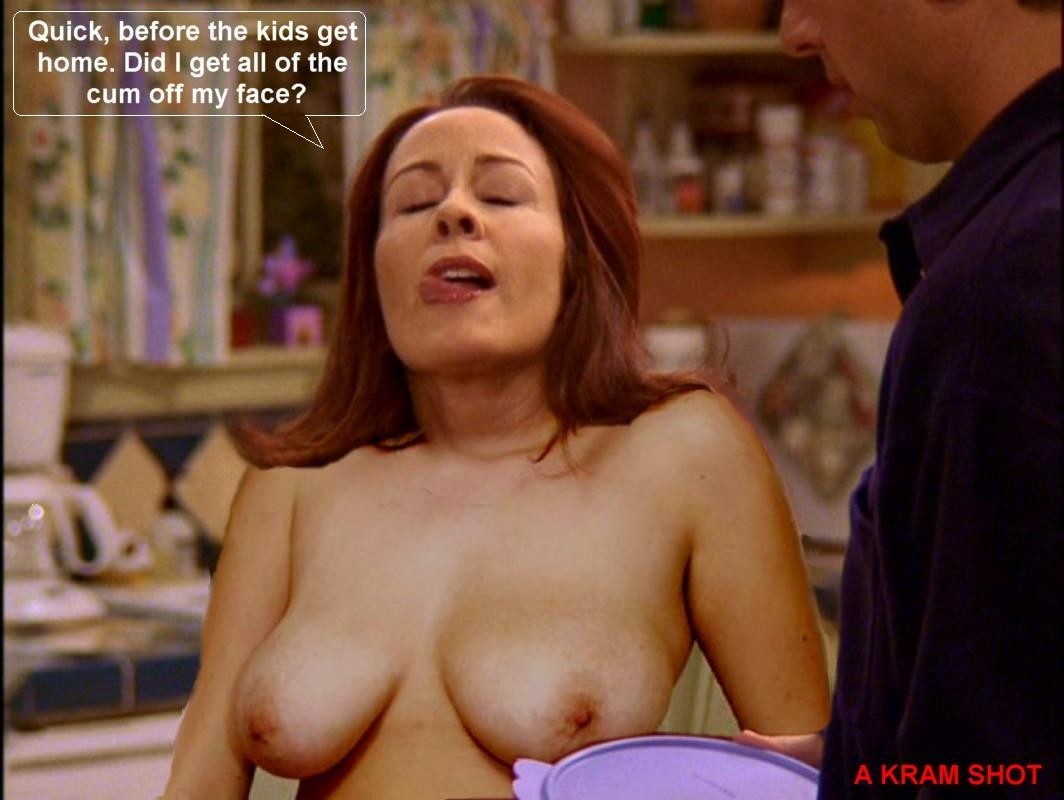 Patricia heaton naked the