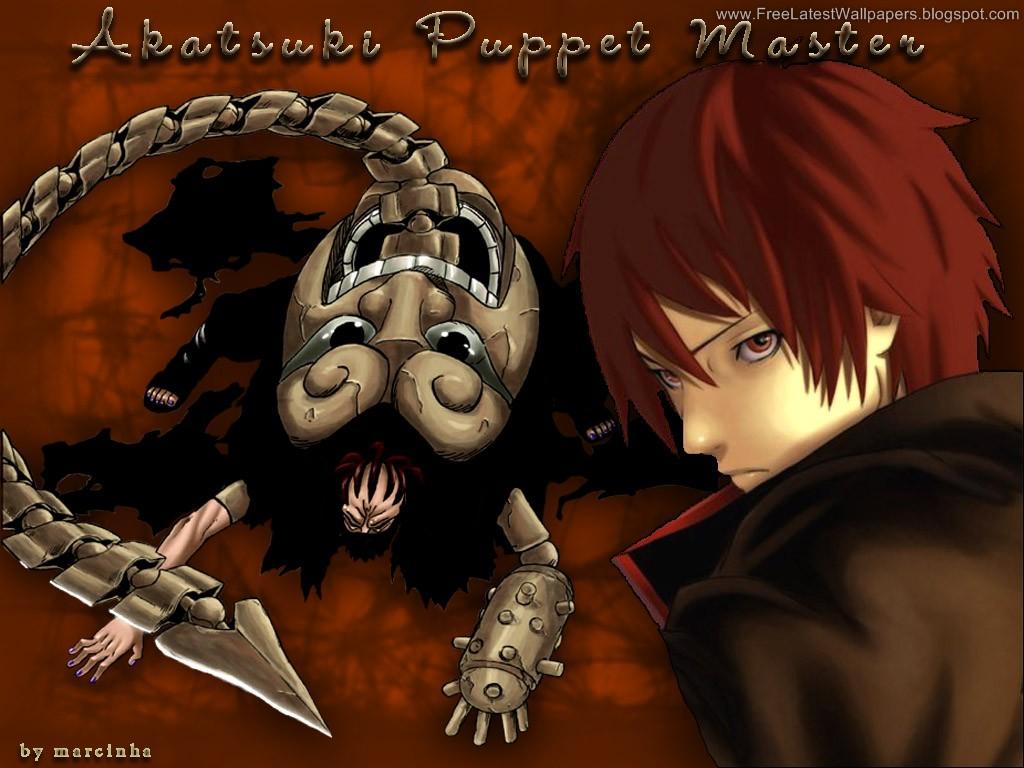 Wonderful Wallpaper Naruto Red - sasori  Snapshot_483533.jpg