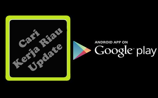 App Mobile Cari Kerja Riau