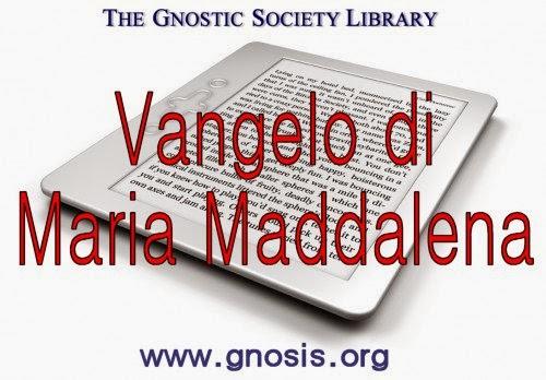 Vangelo di Maria Maddalena - Free eBook