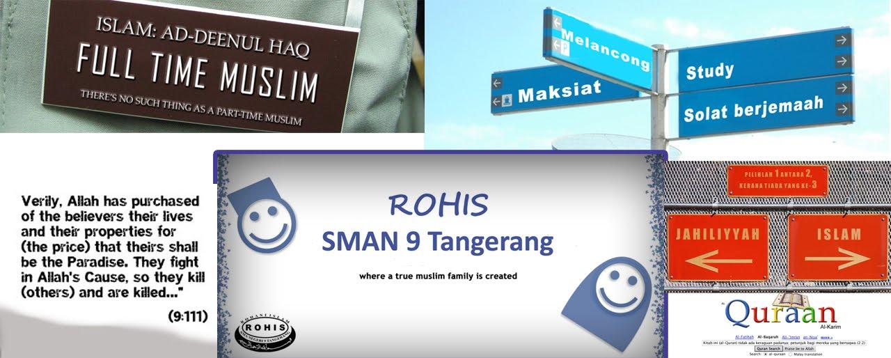 Rohis SMAN 9 TANGERANG