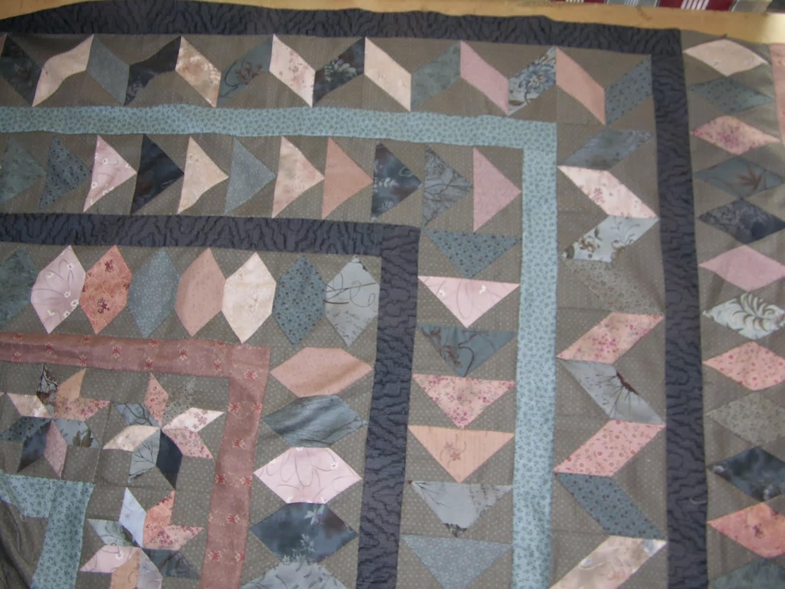 Guute's Antieke quilt