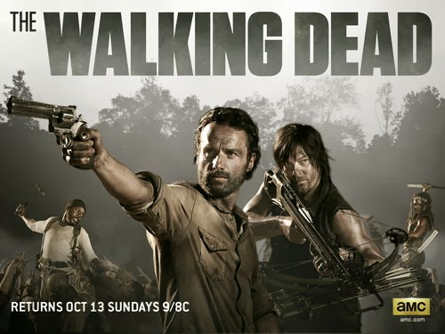 Jadwal tayang serial The Walking Dead season 4 di Indovision.