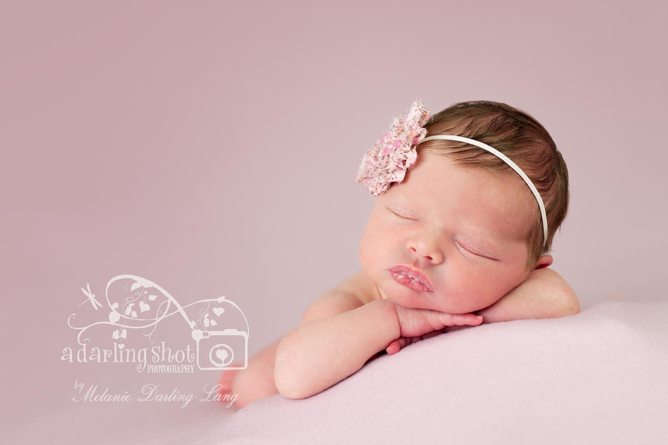 Mississauga newborn photographer sweet 12 day old
