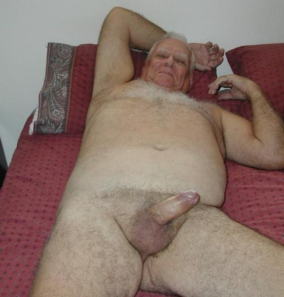Hairy Naked Daddy Fort Lauderdale