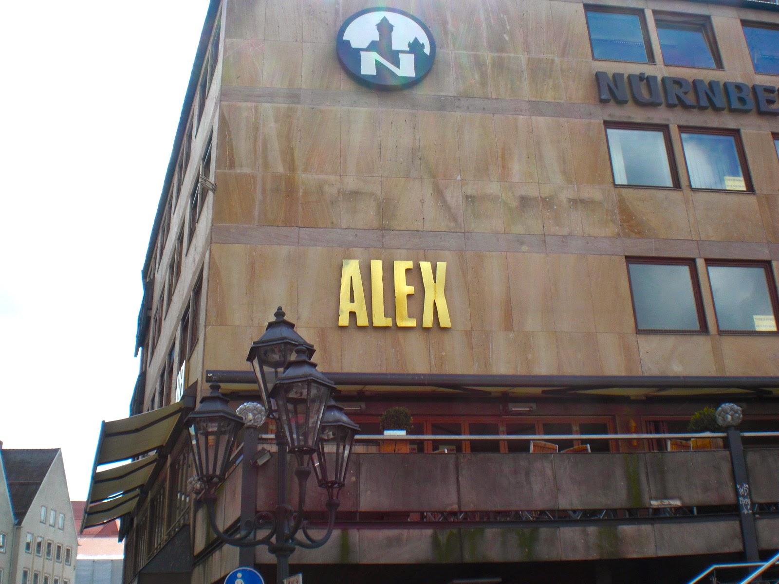 cafe alex nürnberg