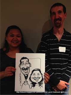 Edmonton Artists Caricatures for Christenson Developments