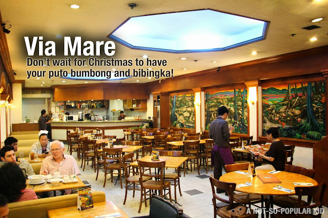 Via Mare in Greenbelt 1, Makati City