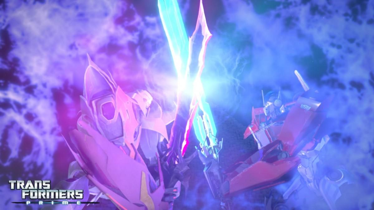 Animation review transformers prime season 2 episode 21