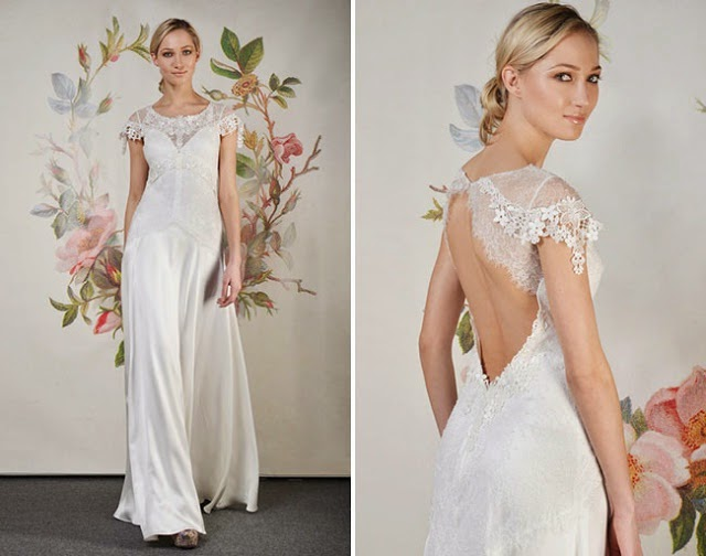 Ultra Tendencias: Claire Pettibone vestidos de novia estilo vintage