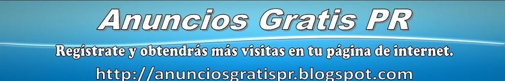 ANUNCIOS GRATIS PR