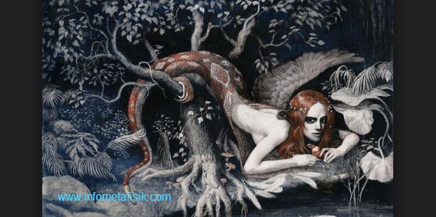 7 Hantu Perempuan Paling Berbahaya seantero Dunia