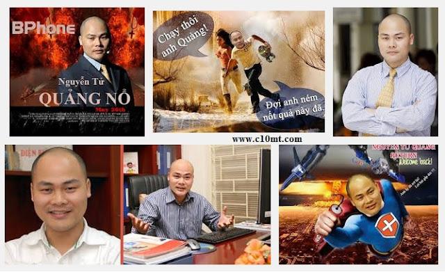 CEO Nguyễn Tử Quảng là ai ? | Nhà sáng lập BPHONE www.c10mt.com