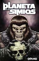 El planeta de los simios Aleta Ediciones