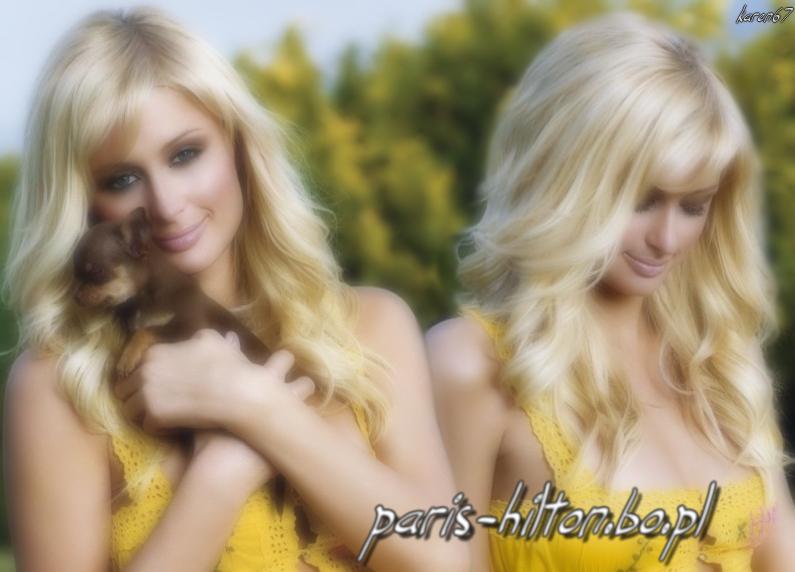Jedyny polski blog o Paris Hilton