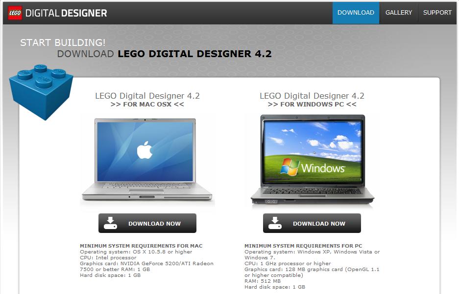 lego digital designer templates - legoreve ldd lego digital designer 4 2 5 version 2012