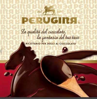 Ricettario per dolci al cioccolato Perugina