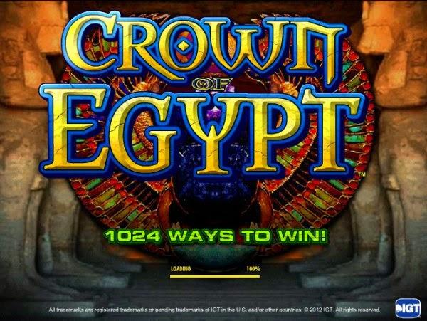 Slot machine crown egypt