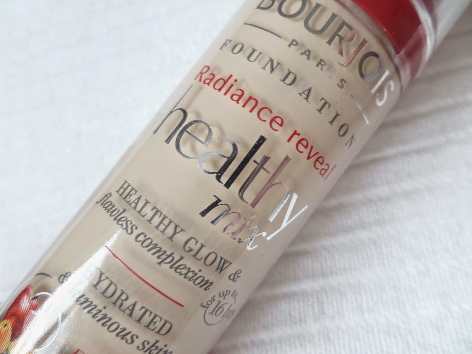 Review || Bourjois Healthy Mix Foundation